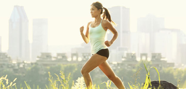 跑步间歇训练
